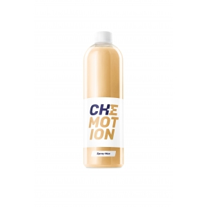 Chemotion Spray Wax
